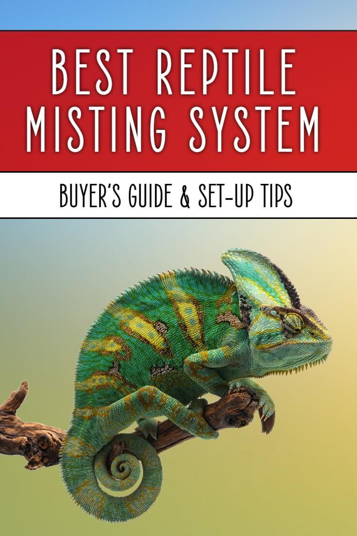 The best reptile misting systems on test. Find out which work well, which leak, and which one will be best for your pet reptiles and amphibians. From dart frogs to chameleons choose the right mister from the get-go.